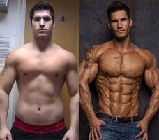 آدما با بدن سازی چه شکلی می شن؟