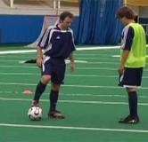 مهارتها و دریبل های خلاقانه فوتبال