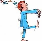 درمان راه رفتن در خواب با روش های خانگی و داروهای شیمیایی