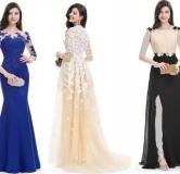 فوت و فن انتخاب لباس زنانه مجلسی شیک و مناسب