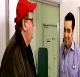 مستند سیکو ساخته مایکل مور آمریکایی درباره خیانتها در پزشکی