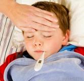 درمان تب در کودکان و نوزادان
