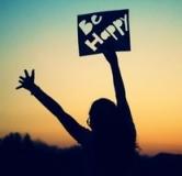 شاد بودن در زندگی : چگونه شاد زندگی کنیم