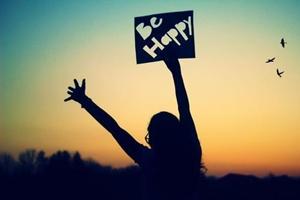 شاد بودن در زندگی