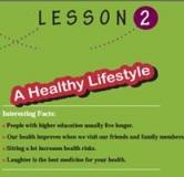 آموزش زبان انگلیسی پایه یازدهم – درس دوم:  یک زندگی سالم