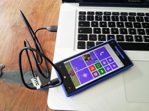 اتصال گوشی اندروید به کامپیوتر