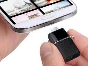 اتصال فلش به گوشی اندروید