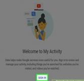 نحوه پاک کردن تاریخچه یا هیستوری جستجوی گوگل