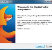 راهنمای گام به گام و تصویری نحوه نصب موزیلا فایرفاکس در کامپیوتر