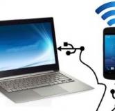آموزش اتصال اینترنت گوشی اندروید به کامپیوتر و لپ تاپ