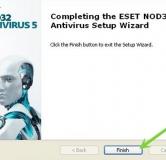 آموزش تصویری پاک کردن آنتی ویروس nod32 ؛ حذف کامل با دو روش متفاوت