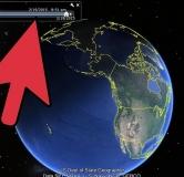 آموزش استفاده از گوگل ارث (Google Earth) همراه با تصویر