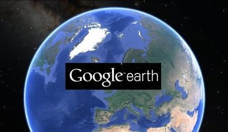 راهنمای نصب گوگل ارث