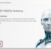 راهنمای نصب انتی ویروس نود۳۲ و فعالسازی آن به همراه تصویر