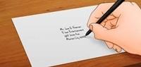 اصول نامه نگاری ، نامه نگاری انگلیسی