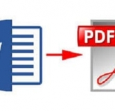 نحوه تبدیل فایل ورد به پی دی اف ؛ آموزش تصویری با ۷ روش مختلف
