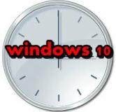 تنظیم ساعت ویندوز ۱۰ با دو روش آسان