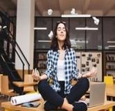 ۳تکنیک مراقبه برای استرس