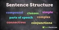ساختار جمله در زبان انگلیسی ، تقویت رایتینگ انگلیسی
