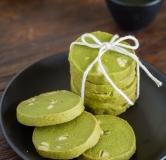 بیسکوییت چای سبز