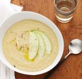 سوپ سیب و هویج وحشی