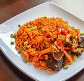 طرز تهیه برنج جولاف