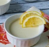 طرز تهیه پاناکوتای لیمویی