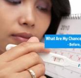 احتمال بارداری در زمان پریود چقدر است؟