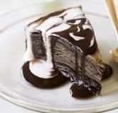 طرز تهیه کرپ شکلاتی