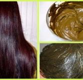 روش رنگ کردن مو با حنا و قهوه برای داشتن موهای قهوهای تیره